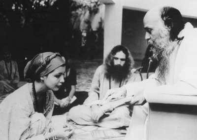 osho and ambu