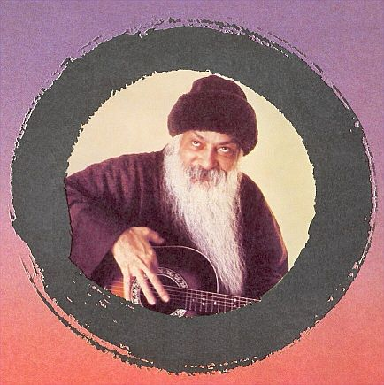 osho in zen-circle