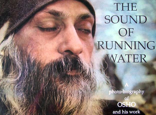 sound of running water
