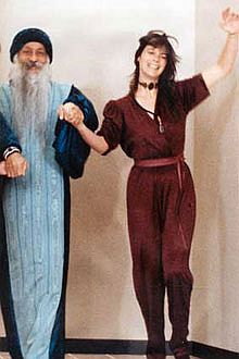 osho and maneesha